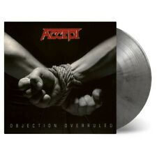 Accept - Objection Overruled Limited Numbered Silver (LP - 1993 - EU - Reissue)