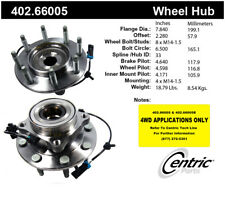 Premium Axle Bearing & Hub Assembly fits 2003-2007 Hummer H2  CENTRIC PARTS