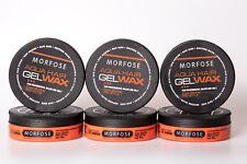 6x Morfose Aqua Gelwax Melonenduft 175ml Haarwachs Vorteilspack Haar wax Extra