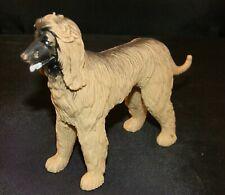 "1974 Imperial Toy Co. ""Afghan Hound"" Dog Figurine #2"