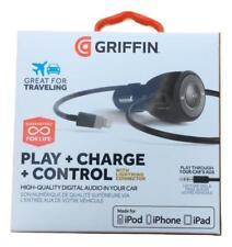 Griffin iTrip Cargador de coche con Aux para iPhone 7 iPhone 8 iPhone 6 iPad Mini 12V