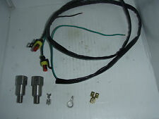 Harley Manual to Automatic Compression Release ACR Adapters and Wiring Harness