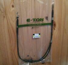 New Eton ATV Throttle Cable E-ton Viper 90 RXL-90 90cc Vin:9EE Oil Injection