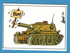 [GCG] STURMTRUPPEN - Corno 1977 - Figurina-Sticker - n. 161 -New