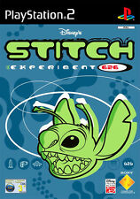 DISNEY'S STITCH EXPERIMENT 626 for Playstation 2 PS2 - with box & manual