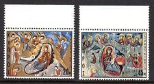 Cyprus - 1969 Christmas Mi. 328-29 Mnh