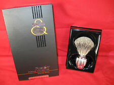 Fusion Chrome Collection The Art of Shaving Pure Badger Shaving Brush Gillette