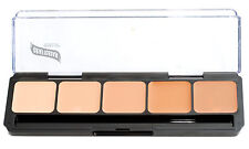 Graftobian HD Glamour Creme Palette, Warm #2, All Skin Types, Cruelty Free