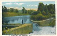 RAY BROOK NY – The Dam – Adirondack Mountains