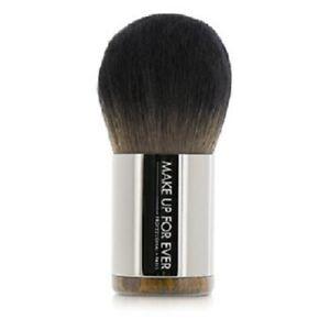 MAKE UP FOR EVER #124 Straight & Wavy Large Kabuki Brush MUFE- 100% Authentic