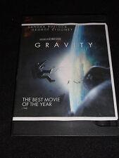 GRAVITY DVD (NEW) SEE DESCRIPTION