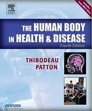 The Human Body in Health & Disease Softcover (ANATOMY AND PHYSIOLOGY