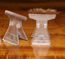 Stonfo Dubbing-Hair Clip Art. 634 DOPPELPACK 49mm Materialklemmen HAIR CLIPS
