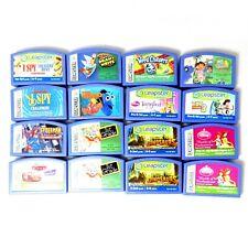 Lot of (16) LeapFrog Leapster Learning Games Educational Cartridges Disney Pixar