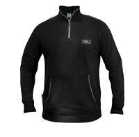 Bad Boy Quarter Zip Track Jacket, Workout Hoodie,Gym,Jogging,Crossfit,UFC, BJJ