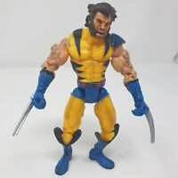 ToyBiz - Marvel Legends X-Men Series - Wolverine (Unmasked) Action Figure