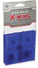 X-Wing GIOCHI Miniature - BASI E PIOLI PACCO Accessori - Blu