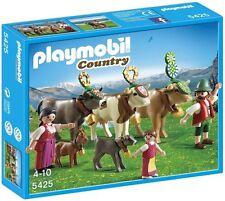 PLAYMOBIL Playmobil 5425 Alpine Festival Procession New in Box!