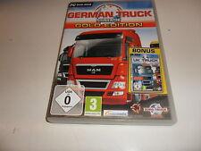 PC German Truck Simulator-Gold Edition