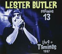 Live In Tamines: 1997, Lester & 13 Butler, Audio CD, New, FREE & FAST Delivery