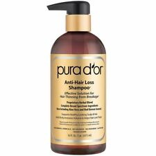 PURA D'OR Anti-Hair Loss Argan Oil Shampoo - 473ml