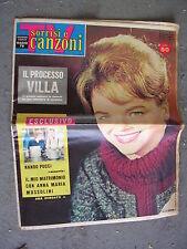 TV SORRISI e CANZONI # 47 - 20 NOVEMBRE 1960 - ABA CERCATO
