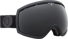 Electric, Goggle, EG2, Frame: Murked, Lens: Jet black