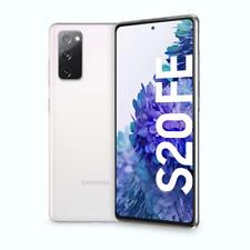 Samsung Galaxy S20 FE FAN EDITION SM-G780 6,5 6+128GB Dual Sim Smartphone WHITE