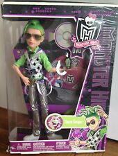 MONSTER HIGH  DEUCE GORGON DOLL BNIB DAWN OF THE DANCE DAMAGED BOX SEE PICS