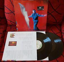 PETER GABRIEL ***Us*** ORIGINAL 1992 UK DOUBLE LP w/ INSERT Genesis