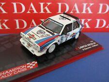 Die cast 1/43 Modellino Auto Lancia Delta S4 Martini Rally RAC 1985 H.Toivonen
