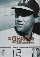 EL GIGANTE DEL ESCAMBRAY ANTONIO MUÑOZ Cuba Baseball Beisbol Pelota ROJAS GARAY