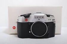Leica R8 35mm SLR Film Camera Silver  Excelent++