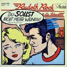 """7"""" RUDOLF ROCK & DIE SCHOCKER CV MATCHBOX When You Ask About Love STAR-CLUB 1980"""