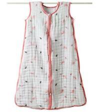 Aden & Anais Cotton Muslin Sleeping Bag 4 layer cozy 12 - 18 month fairy 1.7 tog