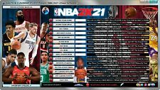 NBA 2K21 CHEATS - TRAINER - MOD - TRICK - CODES - SOFTWARE FREE UPDATE LIFE-TIME