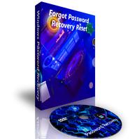 Windows 8 / 8.1  Account Password Recovery Reset Remove Unlock Change Boot DVD