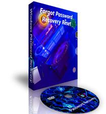 Windows 8/8.1 reimpostazione password account RECUPERO rimuovere sblocca Cambiamento Stivale DVD