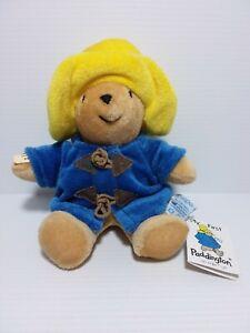 "My First Paddington BEAR 8"" Plush Stuffed Toy By Eden Toys"
