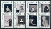 Jersey Art Stamps 2020 MNH Claude Cahun Self-Portraits Photography 8v Set