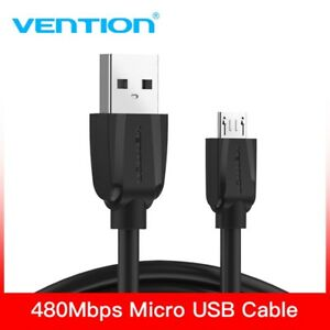 Vention Fast Micro USB Charging Cable Cord Sync Data For Android Samsung HTC
