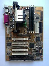 Abit BE6 RAID Motherboard with Pentium III 850MHz CPU and 768MB RAM - Test OK!