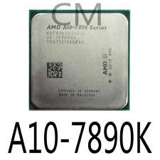AMD A10-7800 A10-7850K A10-7860K A10-7870K A10-7890K 8750B CPU Processor