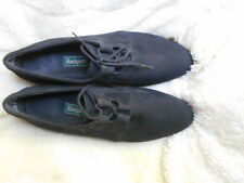 Women's Rockport Oxfords Size 8 (AA,N)  Casual Solid Black Suede