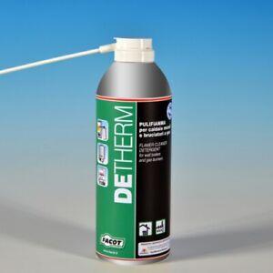 Detergente per fiamma caldaia condensazione in spray Detherm Facot 400 ml