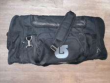 Burton Pro 7 Day Duffel Bag Black With Cooler And Snowboard Straps MSRP $579