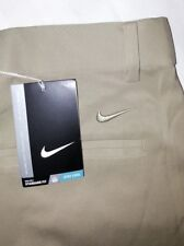 NEW Nike Golf Pants 35×32 Men's 833194-235 Beige