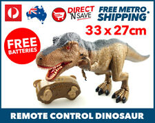 Remote Control Dinosaur Planet Walking Dinosaur T Rex Light Up Kids Toys S320