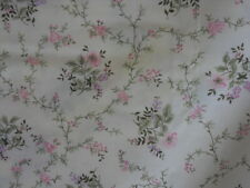 vintage retro shabby chic sheet and pillowcase set single 178 cm by 250 cm