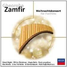 GHEORGHE ZAMFIR - WEIHNACHTSKONZERT FÜR PANFLÖTE  CD  22 TRACKS NEU
